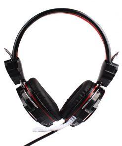 Kubite T690 Headset 3.5mm Wired Computer PC Headband Gaming Headphones