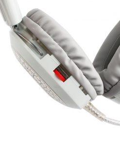 Kubite Deep Bass Game Headphone Stereo Headset LED Light For Computer PC Gamer