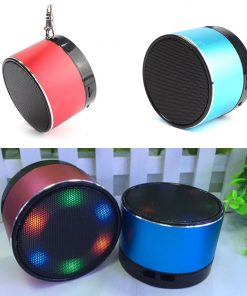 Brand New Mini Wireless Bluetooth speakers with LED TF card for mobilephone PC