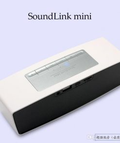 Mini Bluetooth Wireless Speaker Stereo Subwortable With Mic Hand-free AUX USB