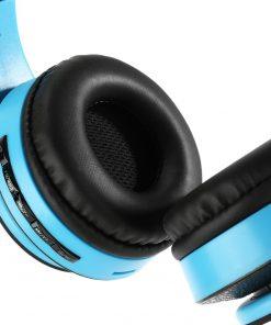 3.5mm Stereo Sport Headphone Headset Earphone for iPhone 5 Samsung HTC Laptop PC