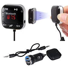 2015 Bluetooth FM Transmitter Modulator Car Kit MP3 Player BT-760 MSYG