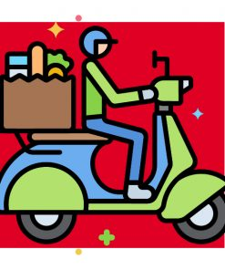 BUY Food Grocery Service